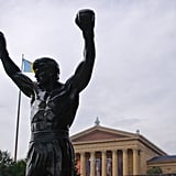 Run up the infamous Rocky Steps.