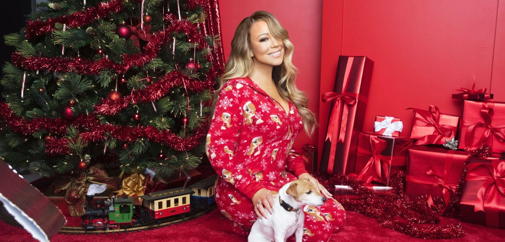 Mariah Carey Made Matching Family Holiday Pajamas on Amazon