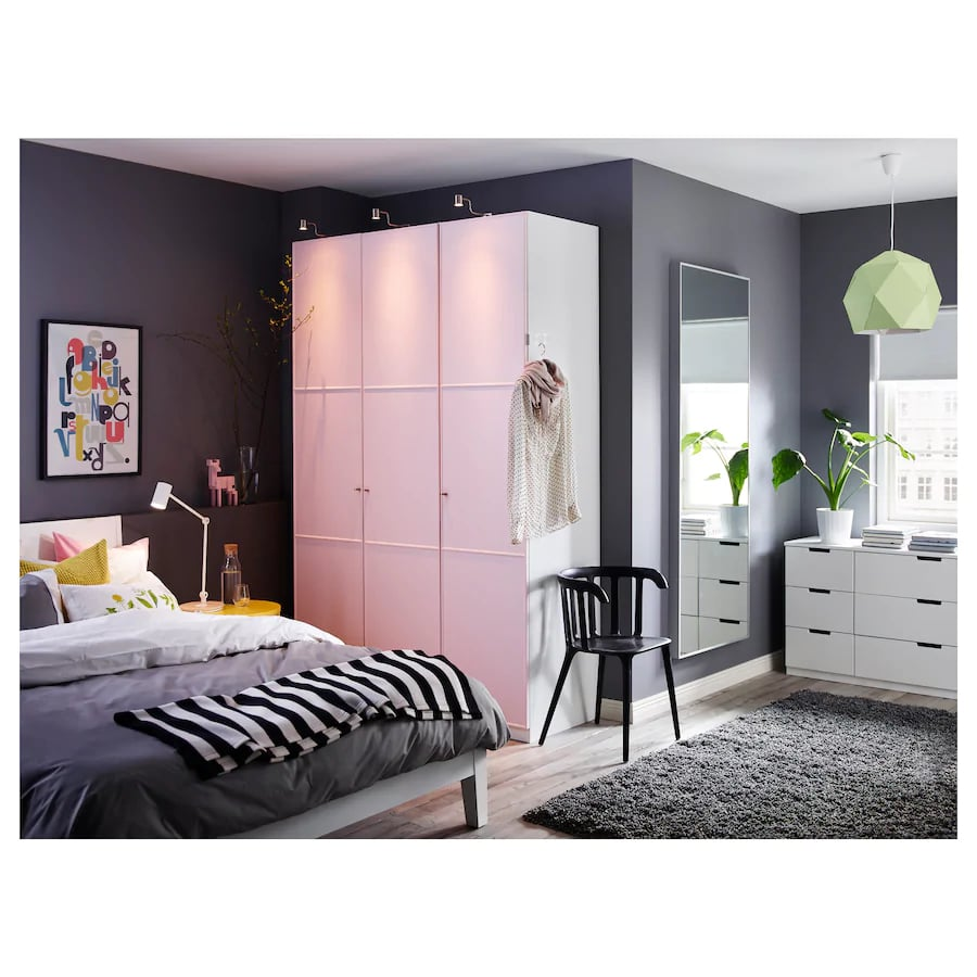 Ikea HOVET Mirror in a Room