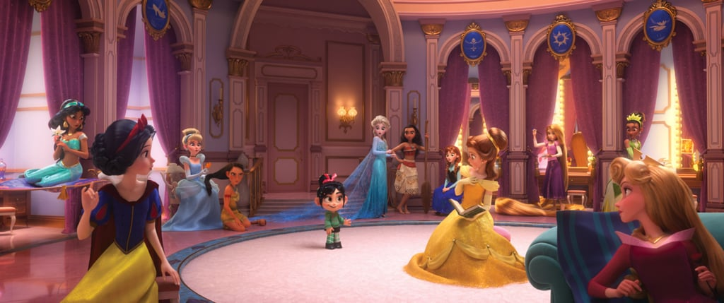 Princess Tiana's Appearance in Wreck It Ralph 2 Trailer