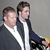 Robert Pattinson at Jimmy Kimmel | Pictures