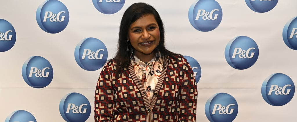 Mindy Kaling Opens Up About Having 2 Kids at Home