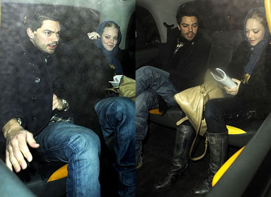 Photos of Mamma Mia's Dominic Cooper and Amanda Seyfriend Who Appear to be Dating in London