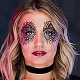 "Create Your Own Halloween ""Masks"" Using Makeup You Already Own"
