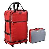 Biaggi Luggage Zipsak Micro Fold Spinner Suitcase
