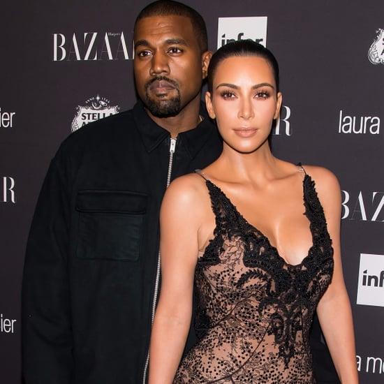 Kim Kardashian Caring For Kanye West During Hospitalization