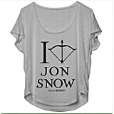 I Heart Jon Snow T-Shirt ($30)