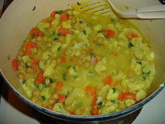 Reader Recipe: Indian Cauliflower Stew