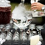 A little dry ice can give any cocktail that cauldron effect.