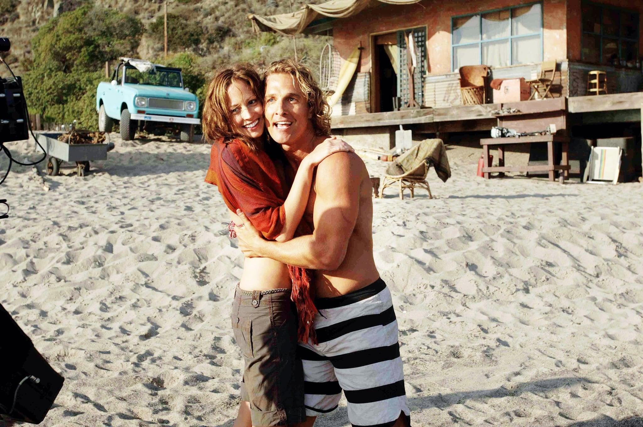 Matthew McConaughey, Surfer, Dude