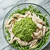 Chicken and Avocado Pesto Salad