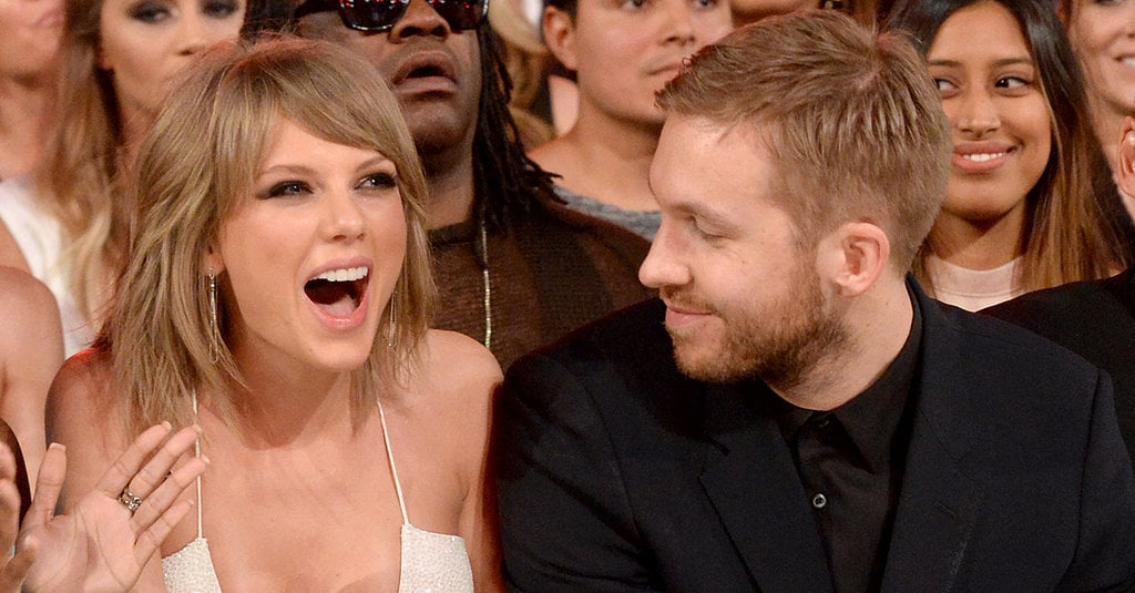 Taylor Swift Celebrates Her 1-Year Anniversary With Calvin Harris With a Homemade Chocolate Cake