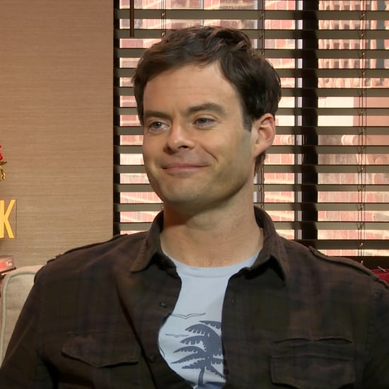 Bill Hader Trainwreck Interview (Video)