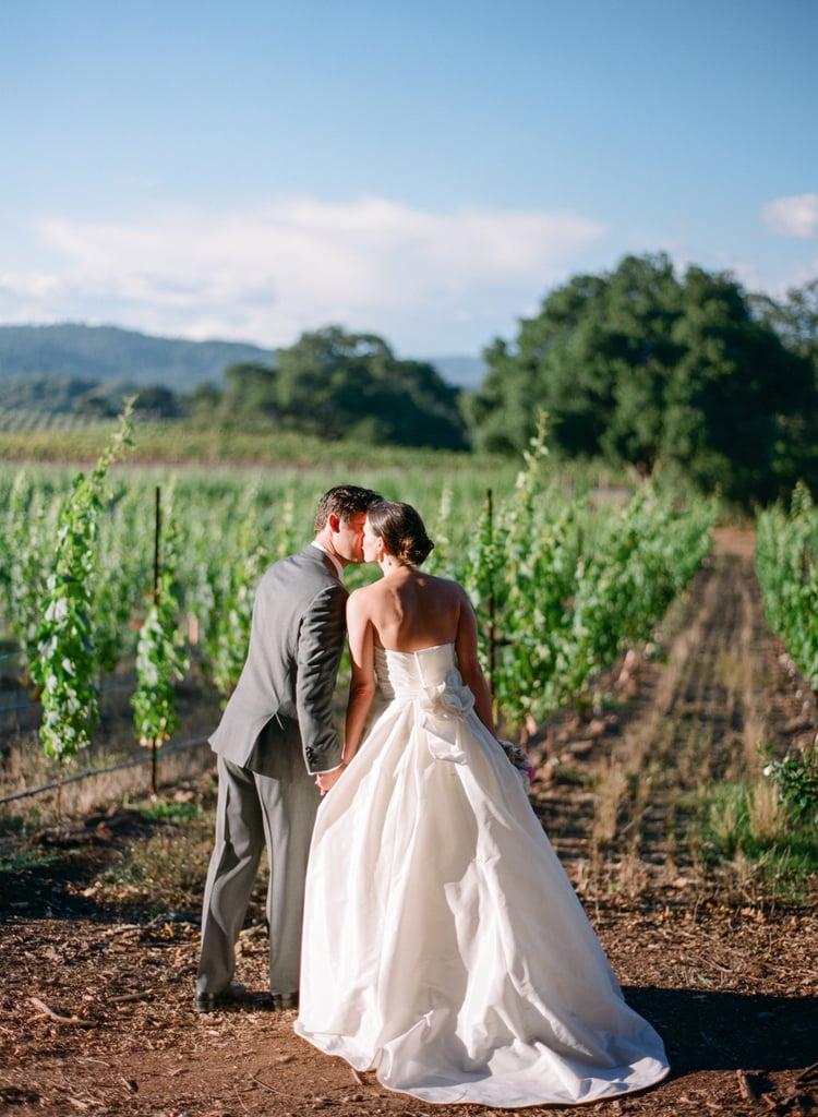 California Wine Country Wedding
