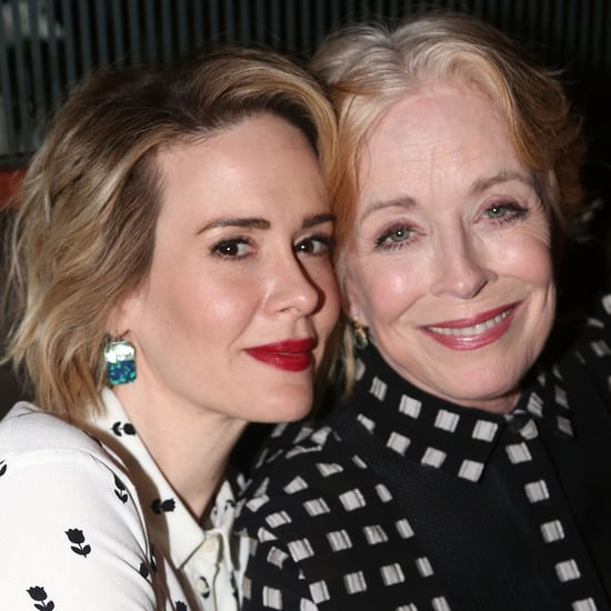 Cute Photos of Sarah Paulson and Holland Taylor
