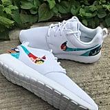 The Little Mermaid Custom Nike Roshe One