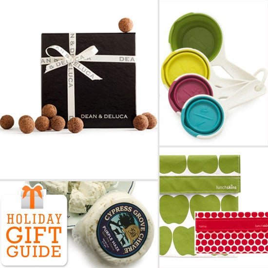 If you know someone on your gift list who calls themselves a foodie but is still concerned with calories and healthy living, Fit has a few things to surprise them with in their stocking.