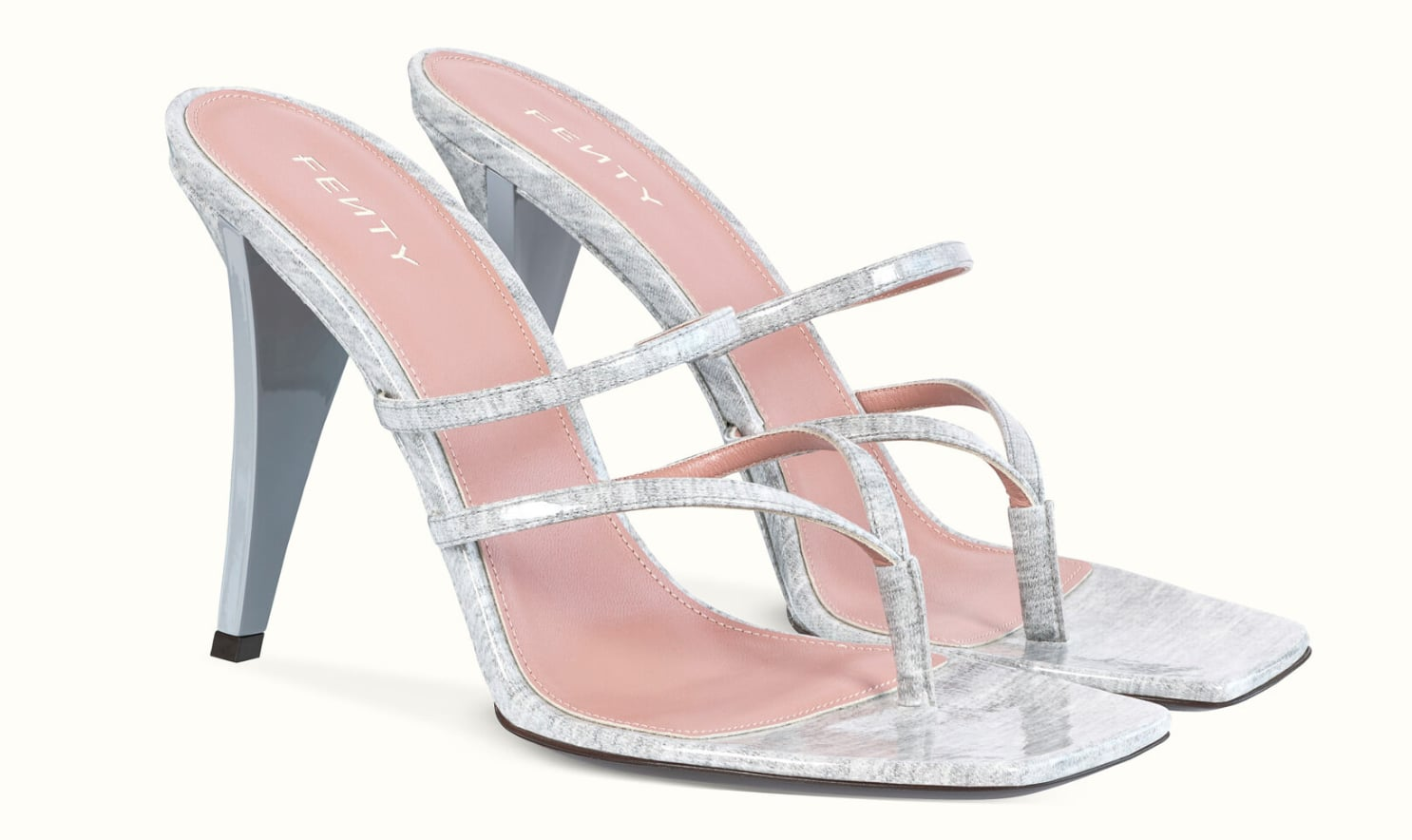Fenty T-Heel Square Sandals | May We