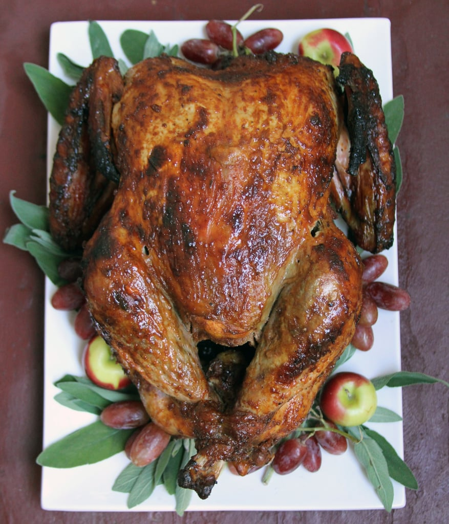 Bourbon-Glazed Southern-Spiced Turkey