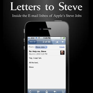 Steve Jobs Emails Book