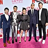 The P.S. I Still Love You Cast at the Premiere in LA