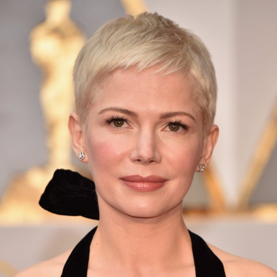 Celebrity Short Pixie Haircuts at 2017 Oscars