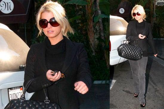 Celebrity Style: Jessica Simpson