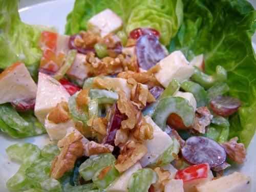 Healthy Recipe: Waldorf Salad