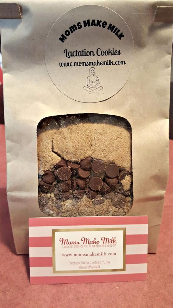 MomsMakeMilk Lactation Cookie Mix