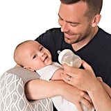 Itzy Ritzy Milk Boss Infant Breastfeeding and Bottle Feeding Support Pillow