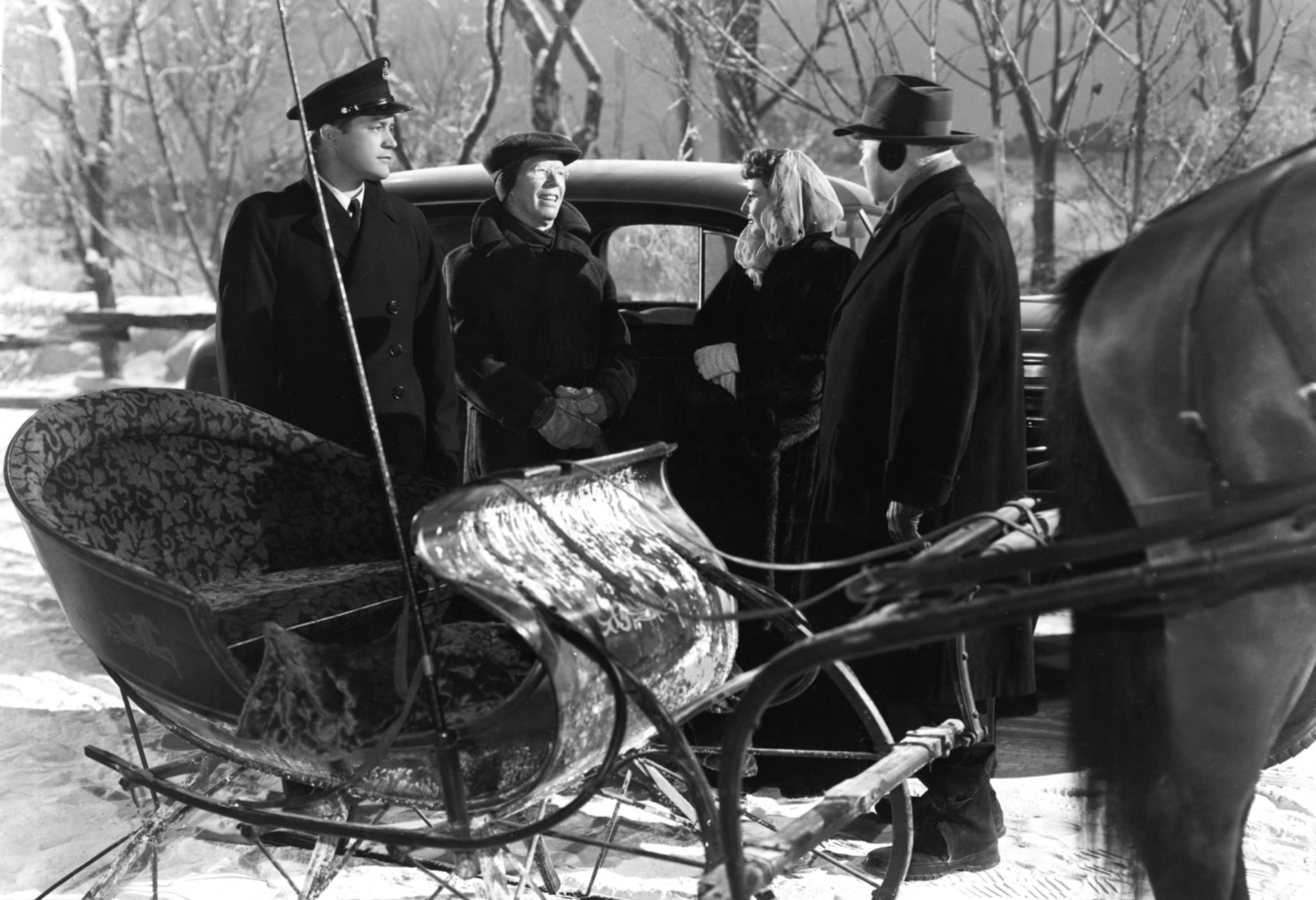 Christmas In Connecticut Movie.Christmas In Connecticut 1945 You Ll Be Flooded With