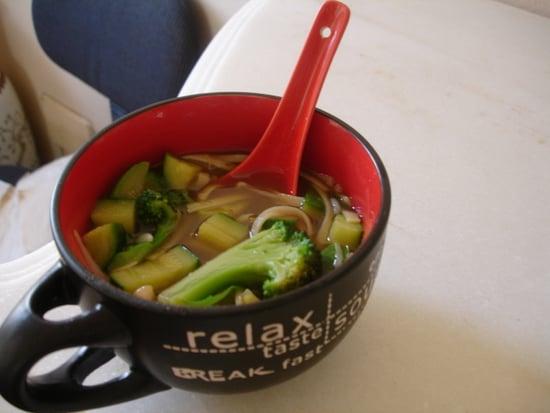 Reader Recipe: Light 'n' Tasty Soup