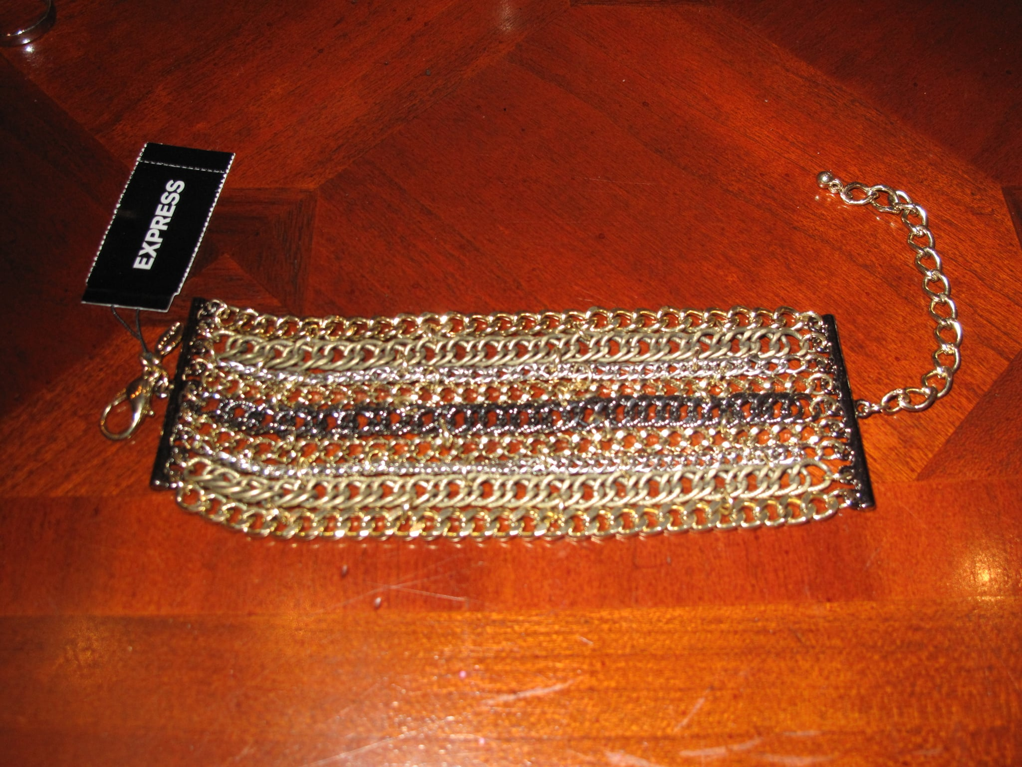Chain bracelet from Express.