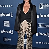 April at the GLAAD Media Awards in Los Angeles