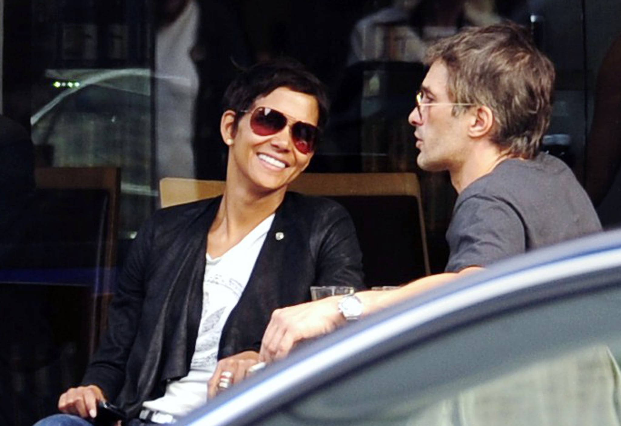 d514b84ec7c Pictures of Halle Berry and Olivier Martinez Holding Hands in London ...