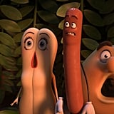 Frank and Brenda From Sausage Party