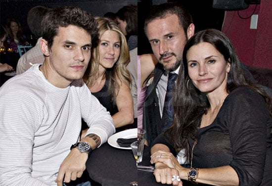 Photos of Jennifer Aniston and John Mayer Together
