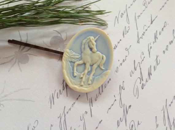 Unicorn Hair Pin