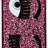 Chiara Ferragni Pink Glitter Eye I-phone 6/6s/7 Case