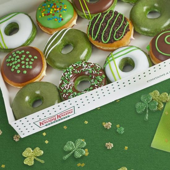 Krispy Kreme St. Patrick's Day Doughnuts 2020