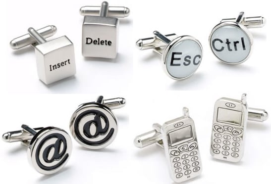Geeky Cuff 'links': Love Them or Leave Them?