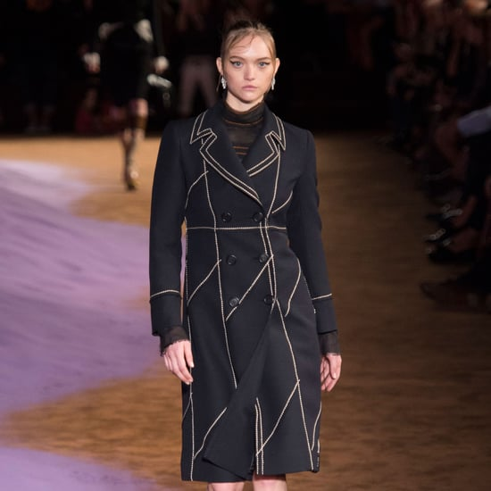 Gemma Ward Walks For Prada Spring 2015 Milan Fashion Week