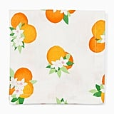 Orange Blossom Napkin ($8)