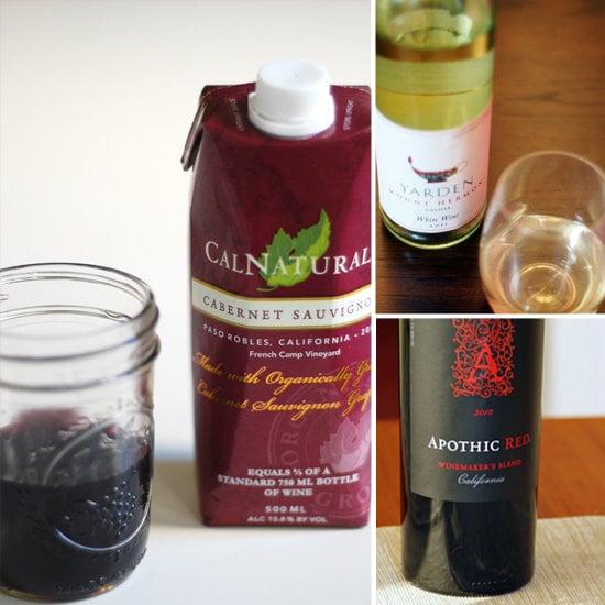 Wine Recommendations: Santa Julia Dulce Tinto