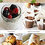 Grab-and-Go Breakfast Recipes