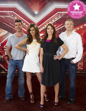 Best of 2008: The X Factor is PopUK's Favourite Reality Show