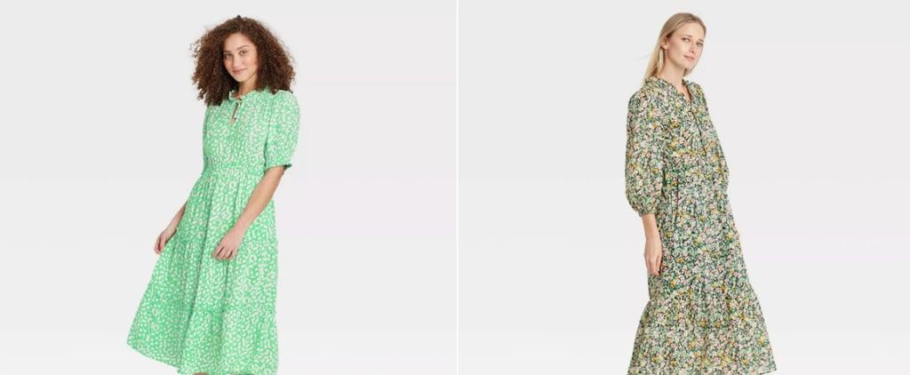 Best Midi Dresses From Target | 2021