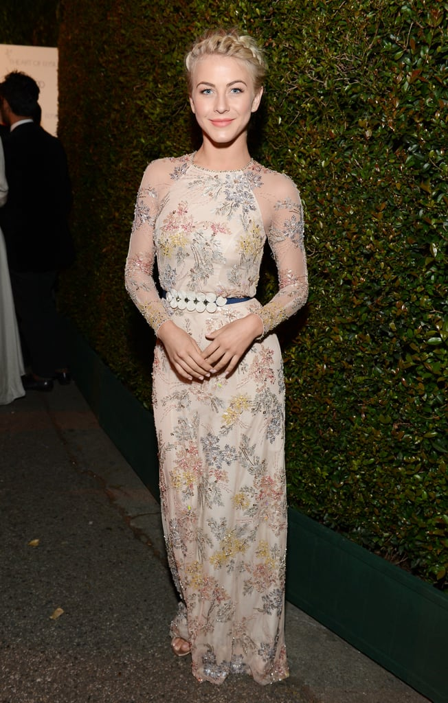 Stars Spend a Big Pre-Globes Night Celebrating The Art of Elysium