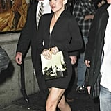 Kate Hudson left an SNL afterparty in NYC.