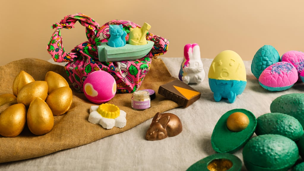 lush easter collection 2021